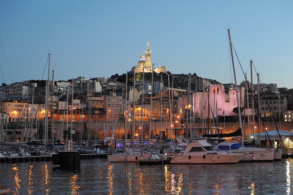 Moving to Marseille